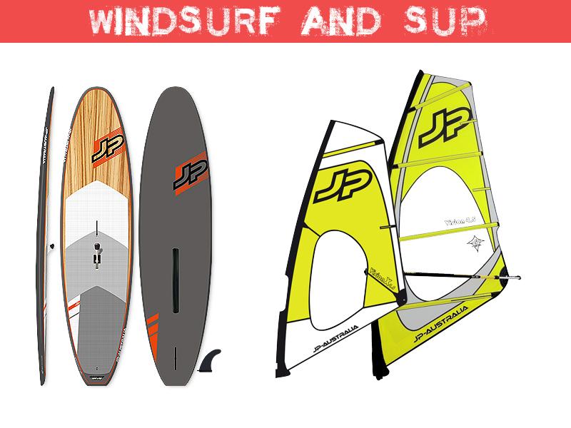JP Australia Windsurfing - Joluka Windsurfing