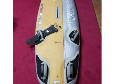 Starboard Hypersonic 125 Wood (Excl Fin)