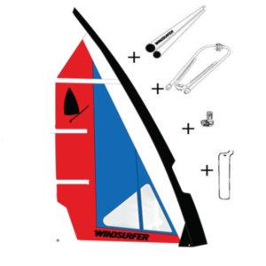 Windsurfer LT 5.7 Complete Rig